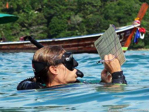 PADI IDC Staff Open Water, Thailand, Phuket, Richard Reardon Platinum Course Director